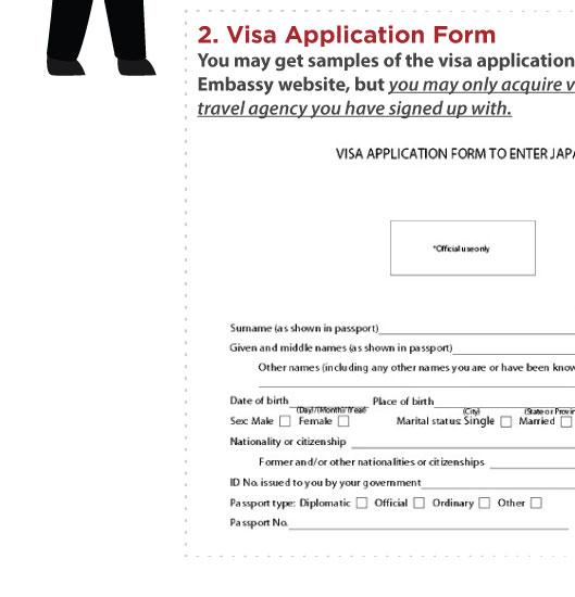 INFOGRAPHIC: How to apply for a Japanese visa | Lifestyle | GMA News on japan visa application fee, example application form, dating application form, japan visa stamp, japan visa to enter, japan immigration, japan tourist, japan student visa,