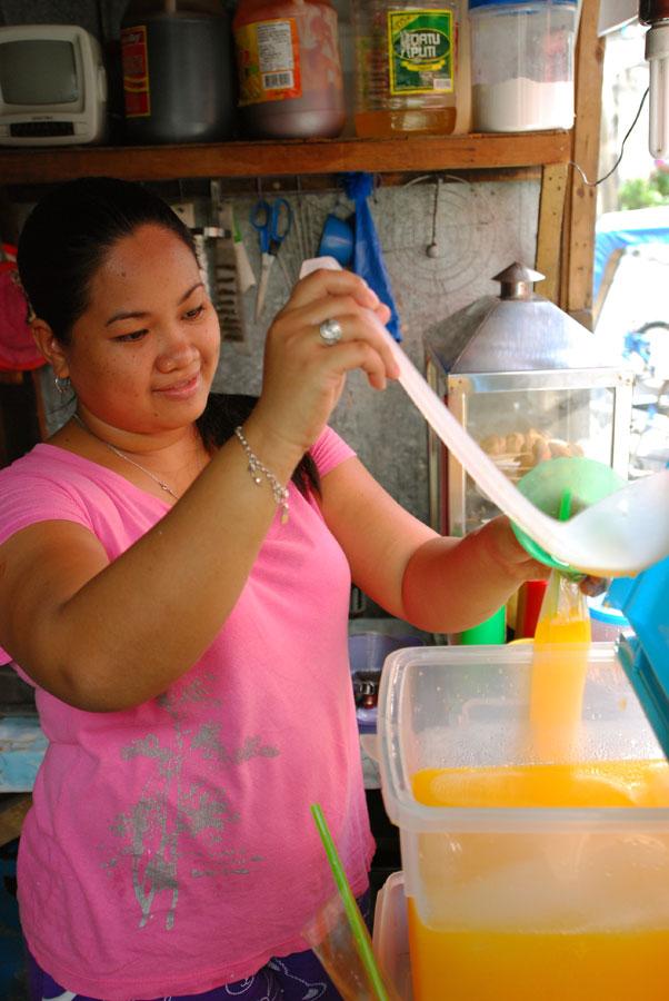 Drinking Contaminated Water Dare