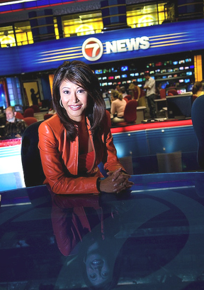 UP alumna newest news anchor in New York | News | GMA News