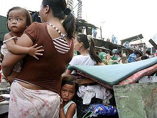 Filipino single moms