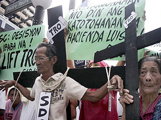 summary of hacienda luisita masacer The maguindanao massacre, also known as the ampatuan massacre after the town where the mass graves were found, occurred on.