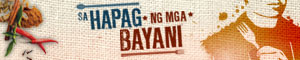 Sa Hapag ng mga Bayani