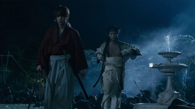 Movie Review: 'Rurouni Kenshin' is a hack and slash live ...
