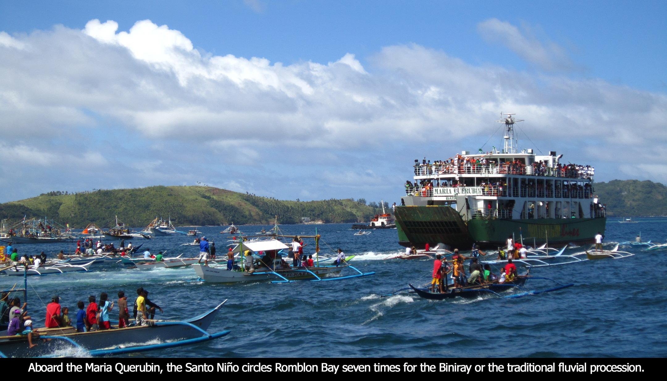 KMJS Staff Blog: Longing for the Santo Niño de Romblon   Public ... Unique Person In A Crowd