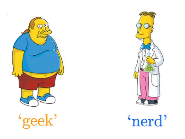 Are you a Geek or a Nerd? Your social media habits tell all