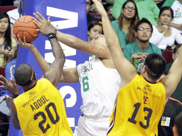 Uaap Season 76 Team Lineups La Salle Green Archers Mens Basketball