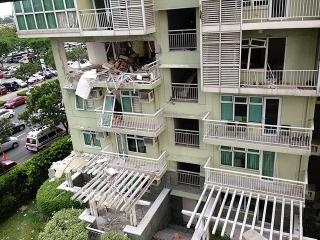 Probers looking at gas leak as cause of Two Serendra blast