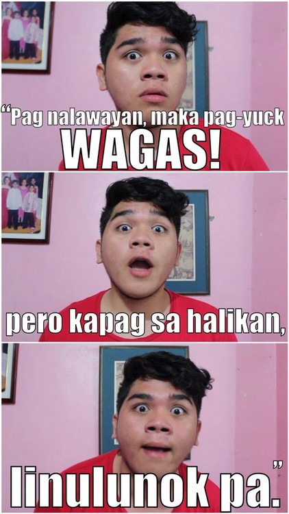 Funny Tagalog Meme Jokes : Lloyd cadena meme funny