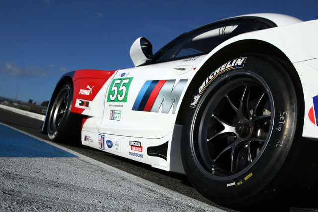 Michelin Is Official Tire Of 2013 Asian Le Mans Series