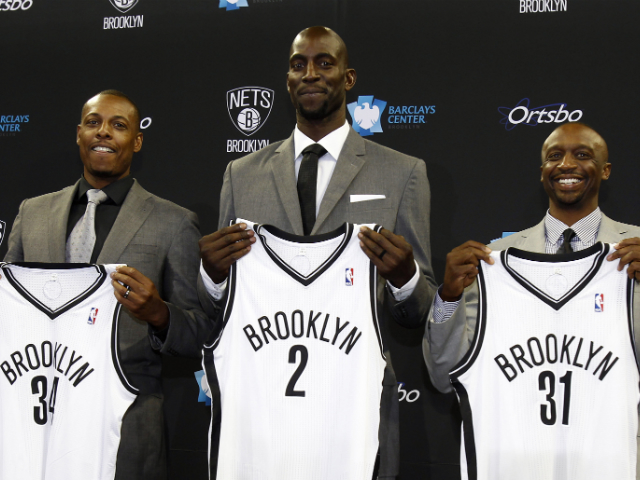 Garnett, Pierce, Terry excited to join Nets 2013_07_19_06_57_50