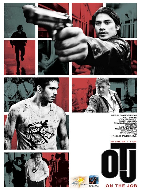 On The Job movie review, On The Job, Cannes Film Festival,  Gerald Anderson photo, Piolo Pascual abs