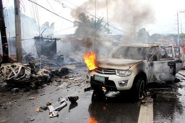 8 dead, 30 hurt in Cotabato blast