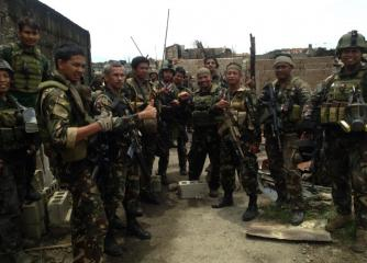 Light moments after end of Zambo City siege
