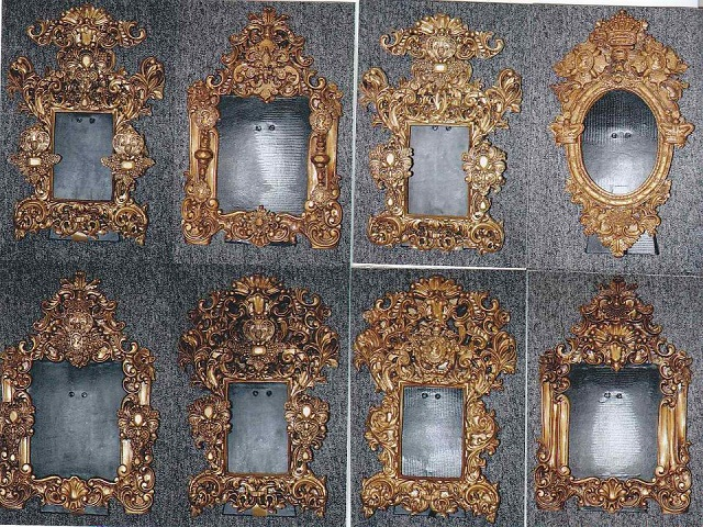 religious icons by excel frames and decors philippine exporter to paris london milan and new york - Excel Frames
