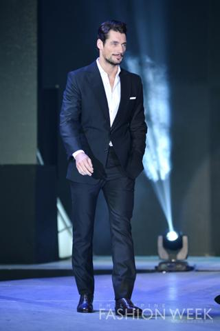 British Model David Gandy Shares Tips On Becoming A Successful Male