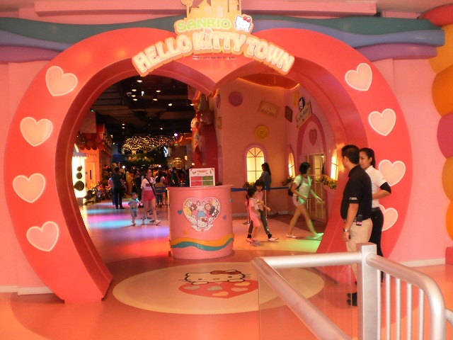 Malaysia S Hello Kitty Town Is A Treat For The Little Ones