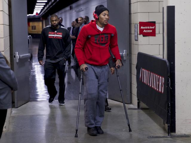 Rose crutches