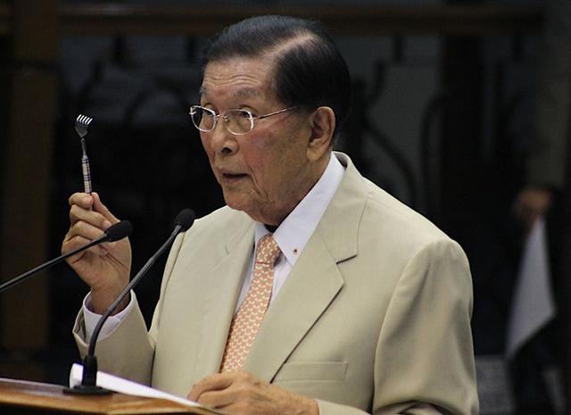 TIMELINE: Enrile's arrest for plunder case