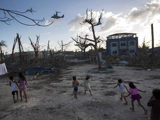 Outside Tacloban, relief goods are not coming
