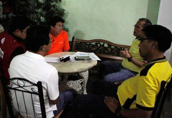 PNoy finally meets with Leyte officials