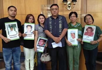 Relatives mark 4th year of unresolved Ampatuan massascre