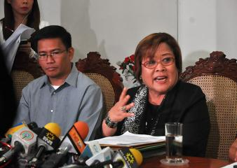 De Lima: 34 others to face raps in connection with pork scam
