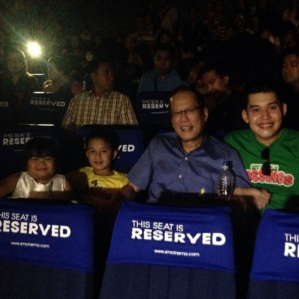 Gma Latest News Update: PNoy Watches 'My Little Bossings'