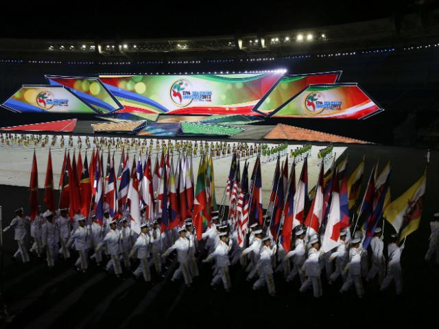 27th SEA Games wraps up with closing ceremonies | GMA News Online