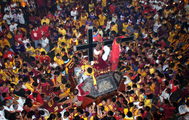 12m Devotees To Join Feast Of The Black Nazarene Say