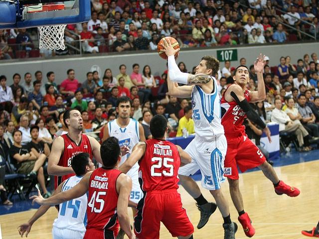 Filipino Basketball Live Scores | Basketball Scores