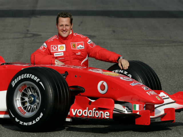 F1: Schumacher out of coma, leaves French hospital - spokeswoman