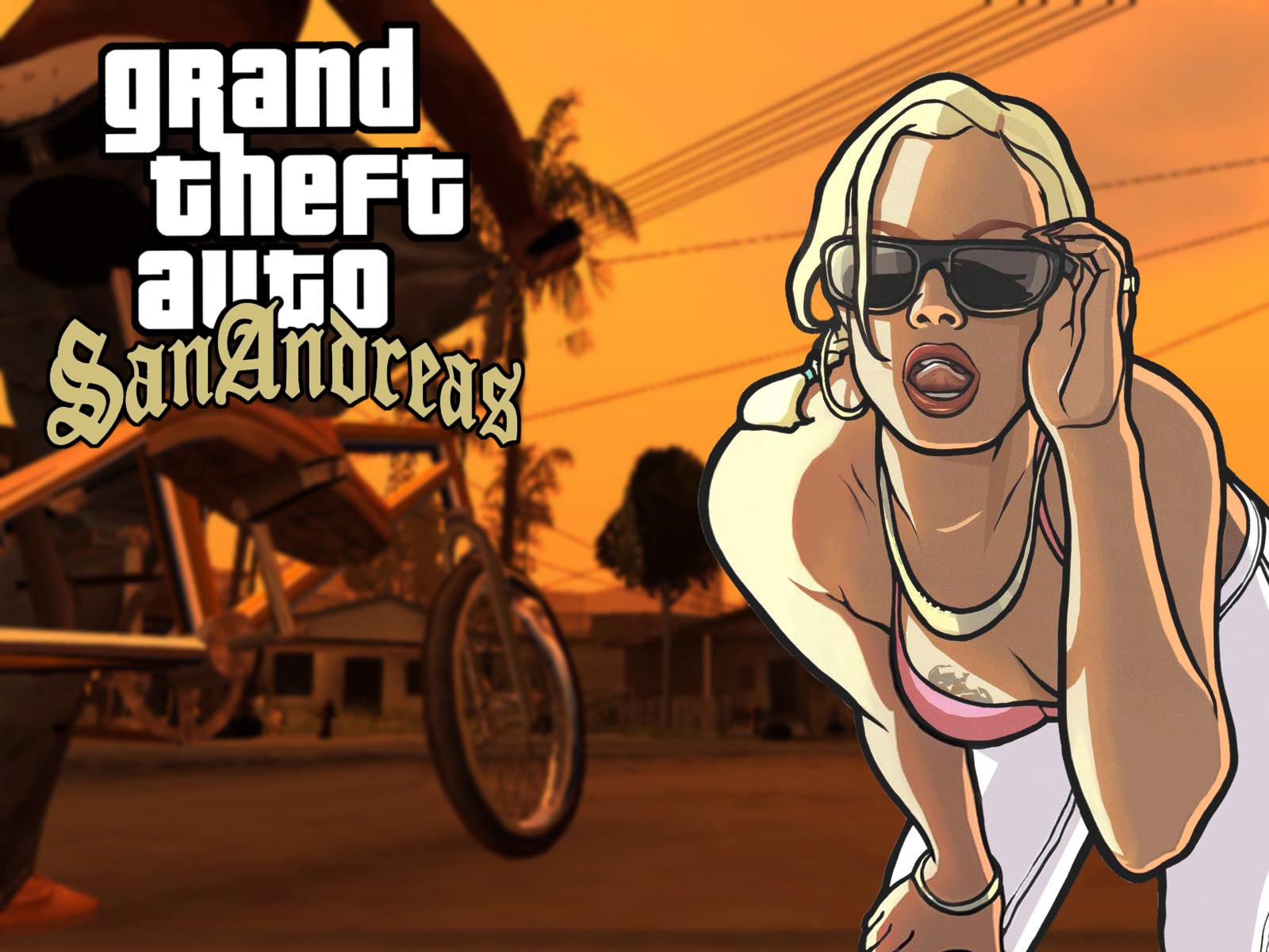GTA San Andreas [PC] [Mega]