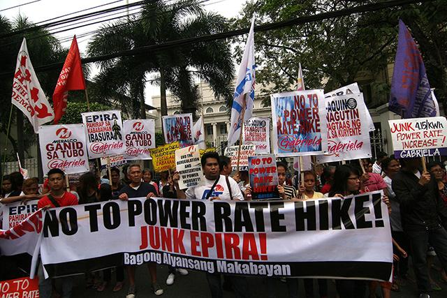 """epira law The national government has invoked section 71 of the electric power industry reform act (epira), which will give the state the authority to carry out the necessary measures to address an """"imminent"""" power shortage."""