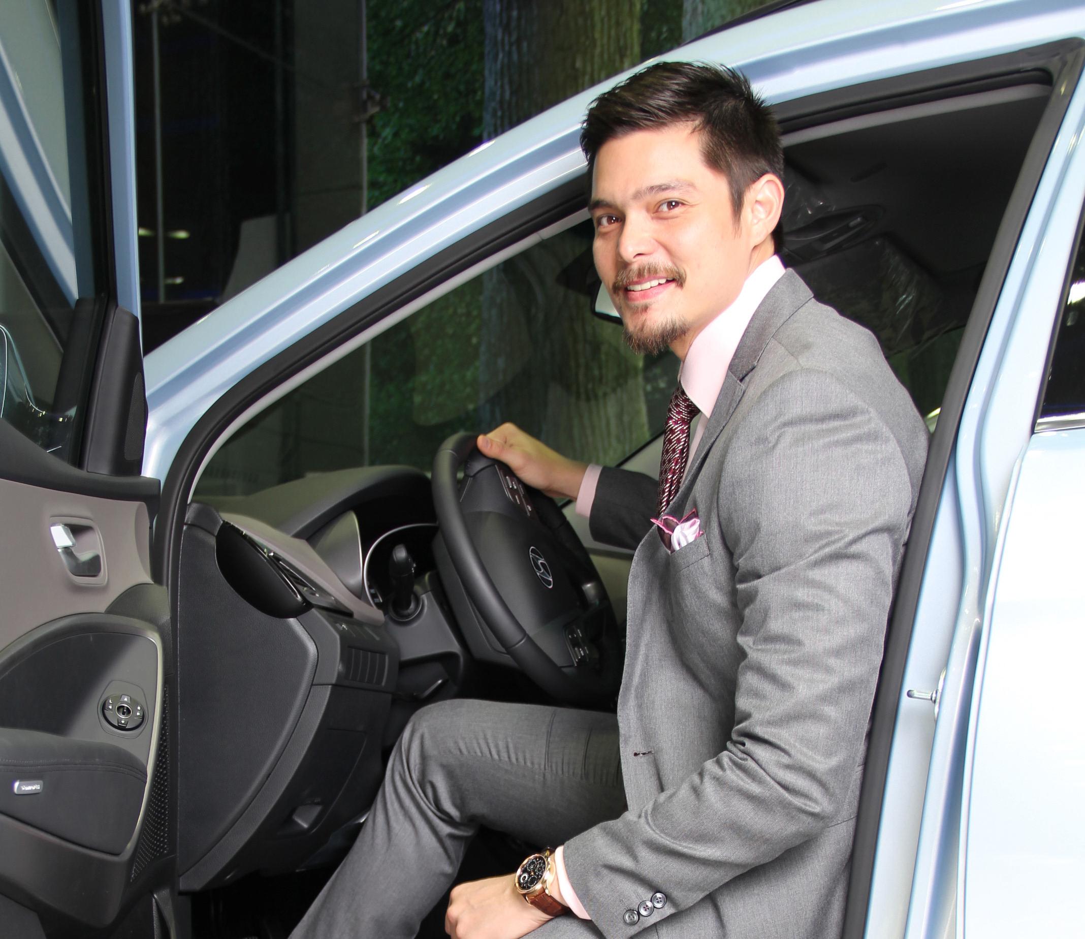 Actor Dingdong Dantes sets up Hyundai dealership - Money ...