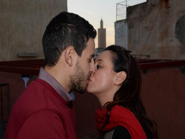 In Morocco Unmarried Couples Brave Cohabitation Taboo