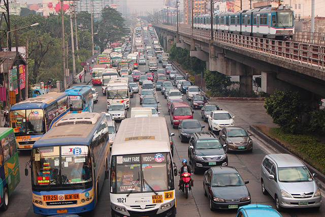 MMDA: Three sections of EDSA to undergo reblocking this weekend
