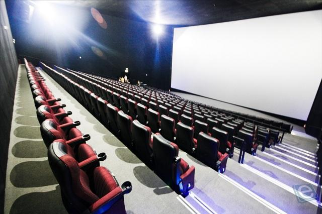 386e36e6290 Butlers and beanbags in Megamall s new theaters