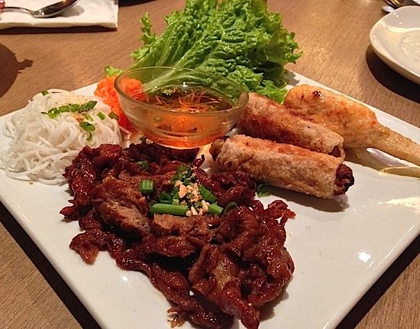 Lip-smacking Vietnamese cuisine at La Petite Camille