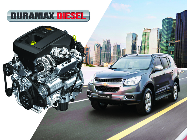 Chevrolet Rolls Out Diesel Powered Dream Team Community Bulletin