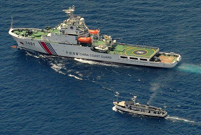 Coast guard cooperation boosts PHL-China relations – ministry