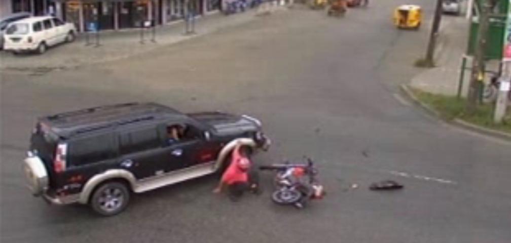 Worst motorbike accidents