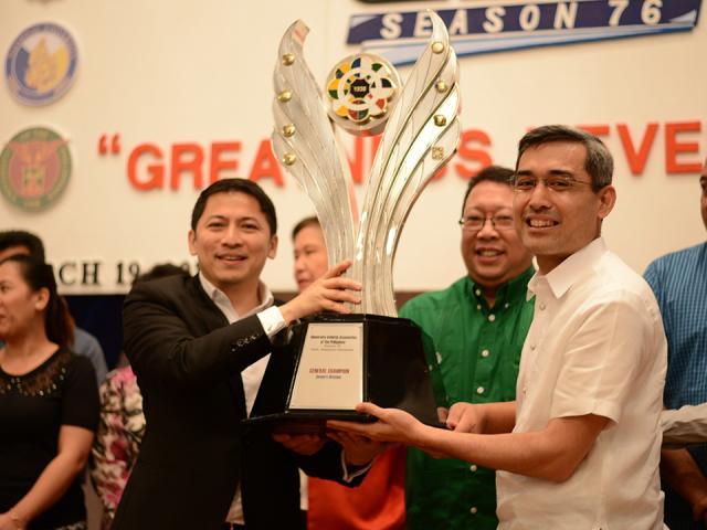 DLSU repeats as UAAP general champs