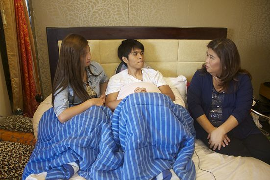 'KAPUSO MO, JESSICA SOHO' INTERVIEW: Jamich, magkasamang ...