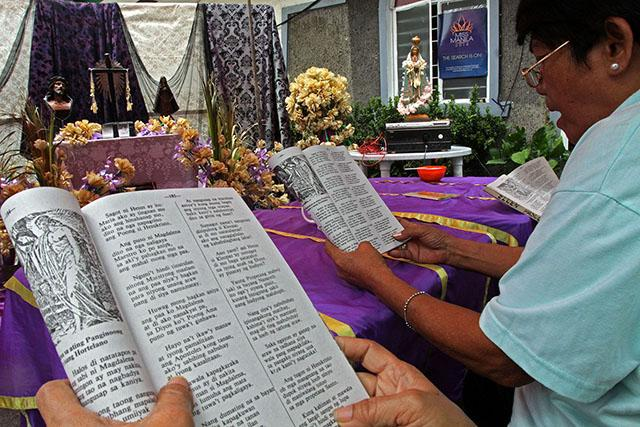 Holy Week Activities Good Friday Philippine Primer