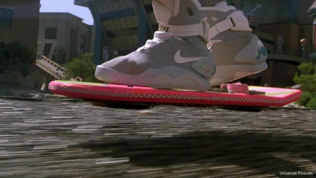 5ce83f6c873 Self-lacing Nike MAG sneakers from Back to the Future confirmed for 2015