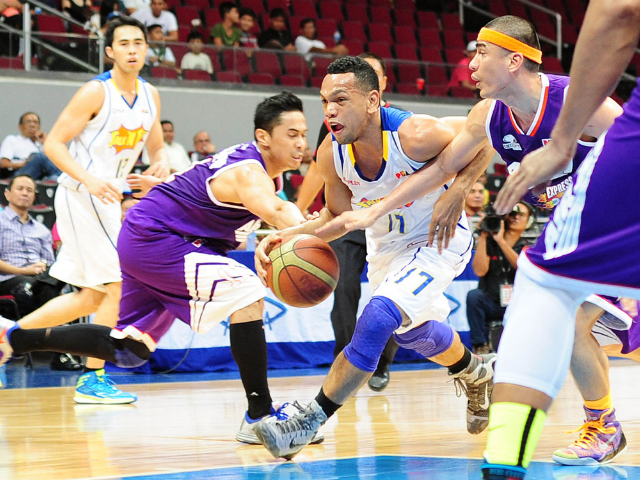 PBA: Talk 'N Text repels multiple Air21 comebacks to forge tie for first place