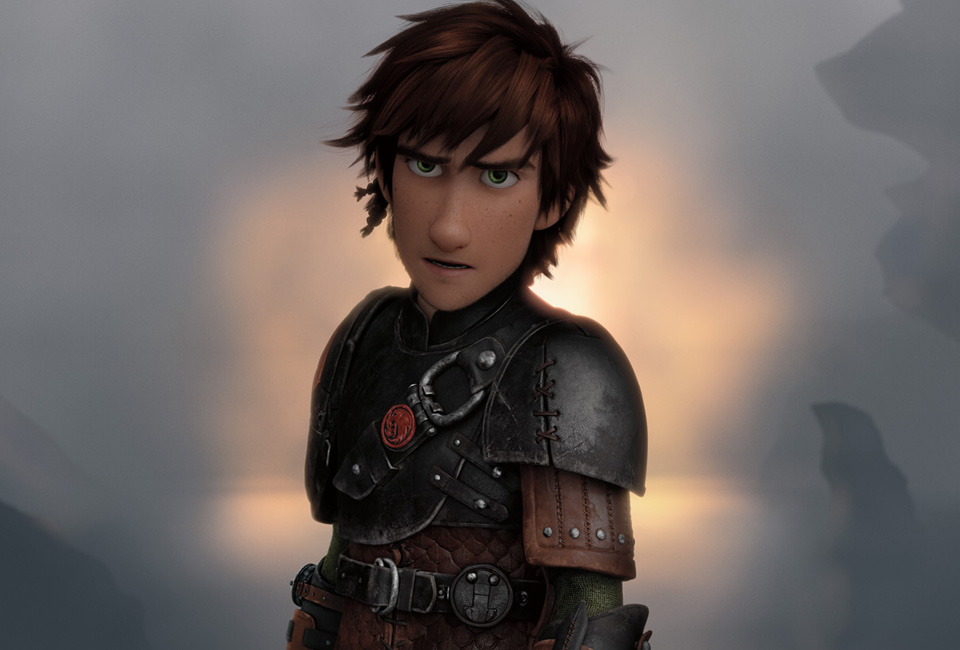 How To Train Your Dragon 2 Hiccup Age voice of Hiccup Horrendous