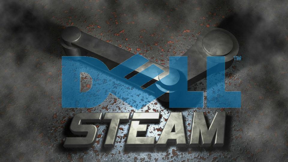 build steam machine