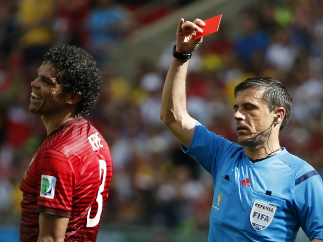 World Cup: Portugal's Pepe faces possible three-game ban ...