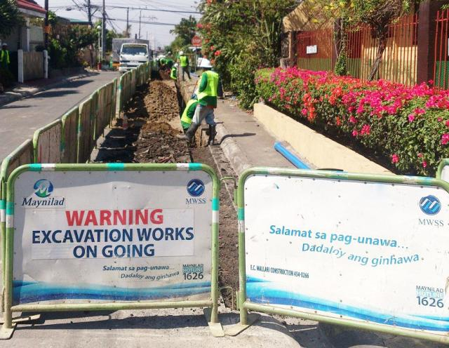 Maynilad builds P75-B water treatment plant